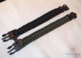 Attmu Outdoor Survival Paracord Bracelet Review @ Technogog