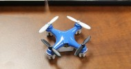 Indiegogo: Wallet Drone Tiny Quadcopter