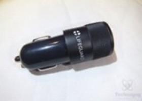 +LIFEGUARD 2.1A Dual USB Car Charger Review @ Technogog