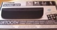 WAVEstream Universal Portable Wireless Speaker Bluetooth Sound Bar Review @ Mobility Digest