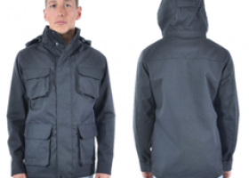 Kickstarter: Mia Melon & One Man Outerwear Jackets