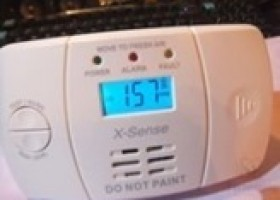 X-Sense CO03M Battery Powered Carbon Monoxide Detector Review @ Technogog