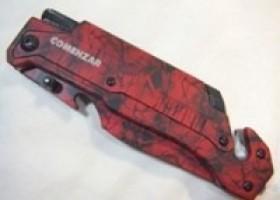 Comenzar Rescue Survival Knife Review @ Technogog