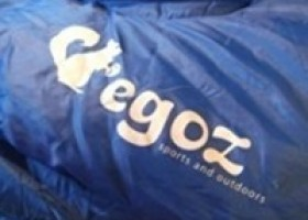 Peanut By EGOZ Sleeping Bag Review @ Technogog
