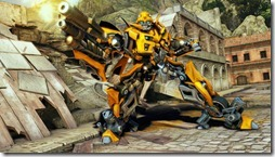 Transformers DOTM - Bumblebee streets