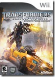 Transformers Dark of the Moon_Stealth Force Edition_Wii_FOB