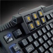 Macro Keys Detailed Shot Levetron Keyboard by AZiO