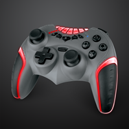 POWER A Batarang Controller for PS3- dark