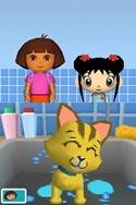 Care_for_pets_in_Dora_&_Kai-lan's_Pet_Shelter_for_Nintendo_DS