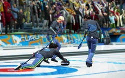 Winter Stars - Curling