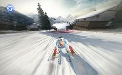 Winter Stars - Rocket Race