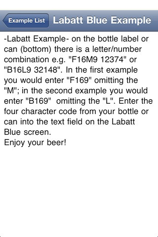 Date app beer codes 12 Best
