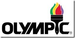 OLYMPIC PAINTS LOGO