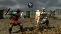 Joan VS William Wallace