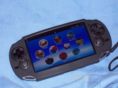 Review of CrazyOnDigital Silicon Skin Case for Sony PlayStation PS Vita
