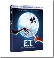 UNIVERSAL STUDIOS HOME ENTERTAINMENT E.T. BLU-RAY
