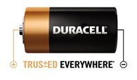 Trusted Everywhere Logo with Battery Hi-res