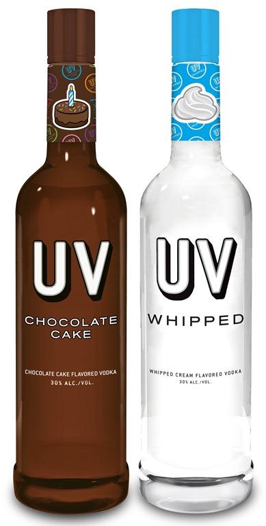 What Is Uv Cake Vodka