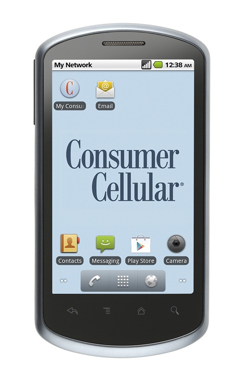 consumer cellular intro huawei  android phone review  tech