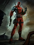 Deadpool Hero Shot