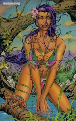 Marvel Swimsuit_Special_Comic_Psylocke