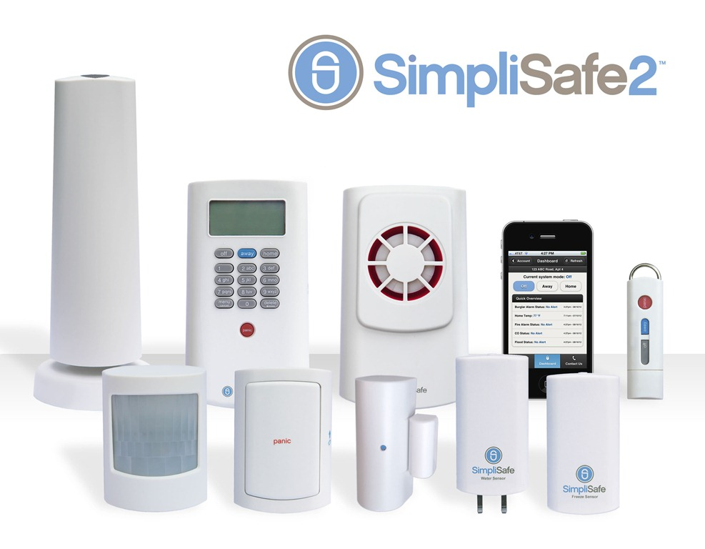 Simplisafe Announces A New Interactive Home Security