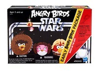 Hasbro Angry Birds Star Wars Early Angry Birds Pack Package