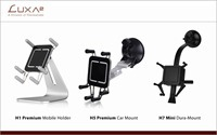 LUXA2 holder and car mount holder series
