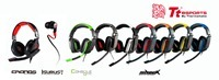 Tt eSPORTS gaming headsets
