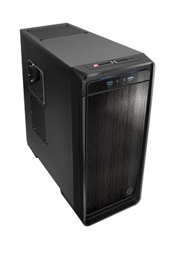 Thermaltake Urban S21 mid-tower chassis, simple yet elegant