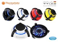 Thermaltake GOrb II laptop cooler series