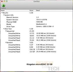 Kingston SDXC 12