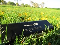RocksteadyXS 1.5 with Speakerphone - grass