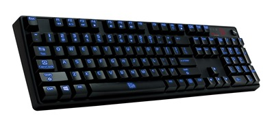 Tt eSPORTS Introduces an Ultimate Gaming Weapon - The New Poseidon Illuminated Mechanical Gaming Keyboard