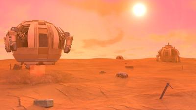Colonize-Desert