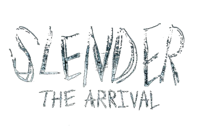 Slender The Arrival Logo Transparent