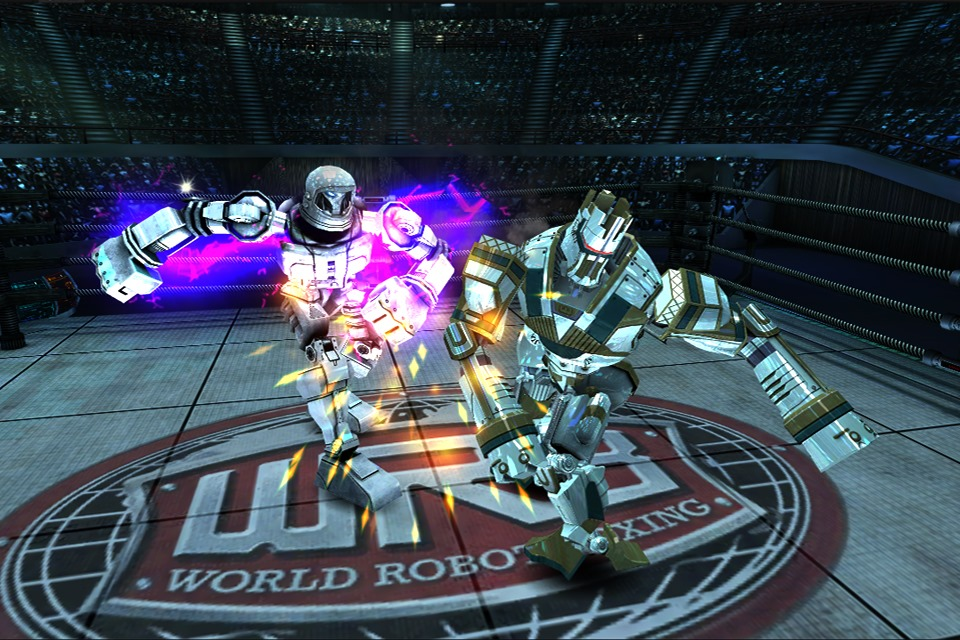 free on android and ios real steel world robot boxing