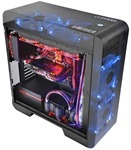 Thermaltake Core V71 full-tower E-ATX case gives PC enthusiast flexible installation and keeps the system cool