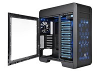 Thermaltake Core V71 full-tower case with the new of its kind concept for more versatility and adaptability to any configuration