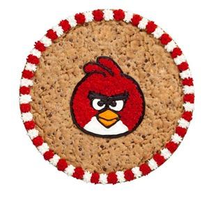 Mrs Fields Angry Birds Cake