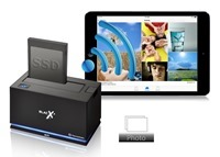 Photo5_Thermaltake BlacX Urban Wi-Fi Docking Station - View Your Favourite Photos Instantly