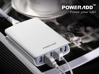 Poweradd USB Charger