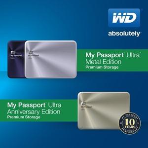 Western Digital My Passport