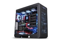 Thermaltake Core V51 enables users to build a complete high-end system