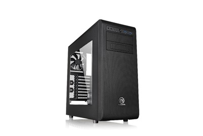 Thermaltake Core V31 reveals the perfect performance of Thermaltake Chassis and the spirit of PC DIY enthusiasts
