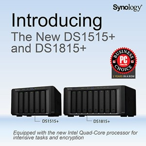 Synology DS1515 DS1815