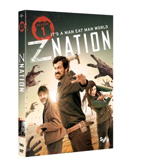 Universal Pictures Home Entertainment - Z Nation Season One