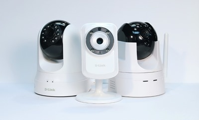 D-Link DIY Surveillance Camera