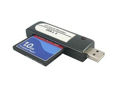 Compact Flash USB Card Reader